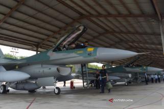Lanud Iswahjudi Undang Pelajar Saksikan Penyerahan F-16