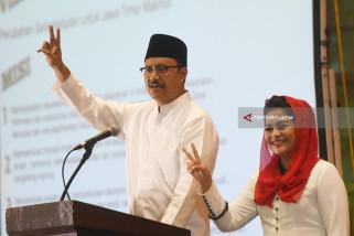 Gerindra Siapkan Logistik Dukungan Gus Ipul-Puti se-Jatim