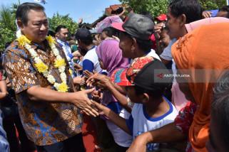 SBY Mantapkan Pemenangan Prona