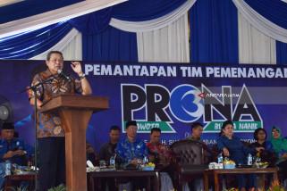 SBY Ajak Menangkan `ProNa` Di Pilkada Magetan