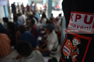 KPU Imbau Warga Menunggu Rekapitulasi Manual Pilkada