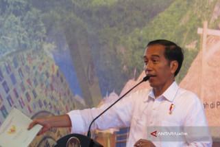 Jokowi Janji Terus Kejar Target Sertifikasi Tanah (Video)