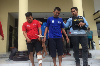 Polisi Lumpuhkan Komplotan Pelaku Pecah Kaca Mobil