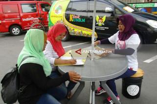 Koperasi Wanita Kediri Meriahkan Hari Koperasi di Tangerang