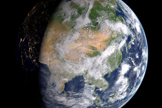 Tekonologi Buktikan Bumi Bulat