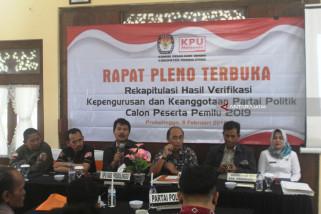 PKPI di Probolinggo Dinyatakan Tidak Memenuhi Syarat Peserta Pemilu 2019