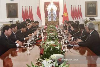 Jokowi Terima Kunjungan Komisaris HAM PBB (Video)
