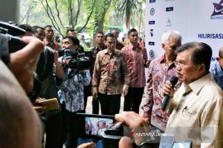 JK Pertimbangkan Usia Dampingi Jokowi 2019