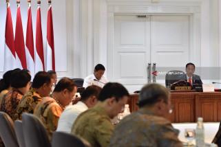 Jokowi Katakan Perlukan Langkah Inovatif Tarik Investasi
