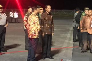 Jokowi Sampaikan Duka Longsor Brebes melalui Medsos