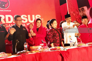 PDIP: Megawati Pastikan Pendukung Jokowi Pilih Gus Ipul-Puti