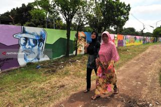 Pemkot Surabaya Ubah Wajah Stren Kali Jagir Wonokromo