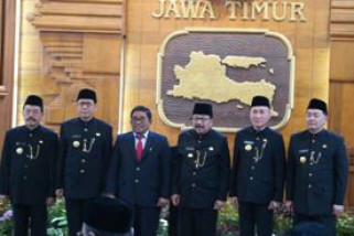 Kadishub LLAJ Jatim Pjs Wali Kota Malang