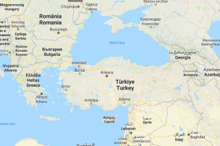 Enam Wartawan di Turki Dihukum Seumur Hidup