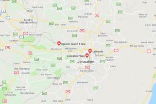 Puluhan Warga Palestina Tewas di Gaza