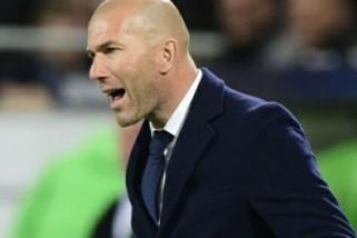 Zidane Tak Merasa Real Tim Favorit