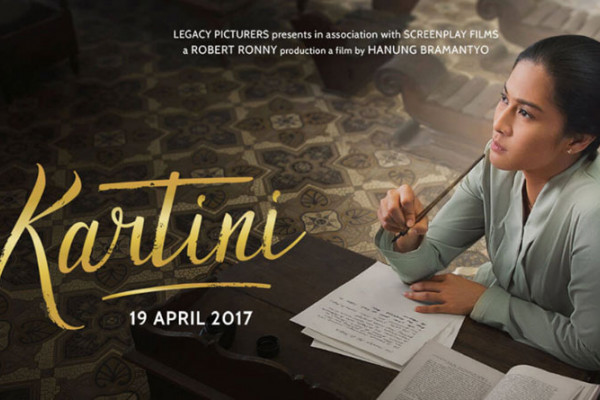 "Wow, Film ""Kartini"" Diputar di PBB"