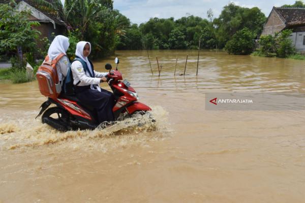 Sejumlah Wilayah Kabupaten Ngawi Terendam Banjir