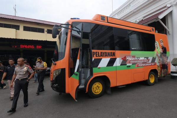 Bus Polisi Suroboyo Sobo Kelurahan