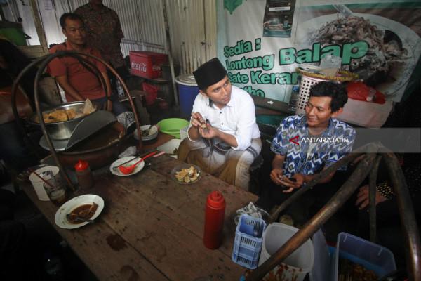 Emil Blusukan Surabaya