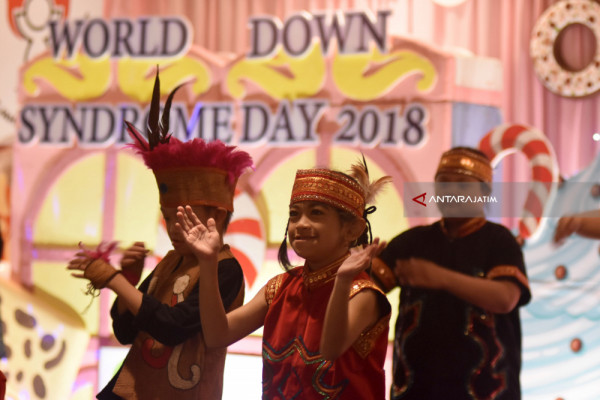 Hari Down Syndrome Dunia 2018