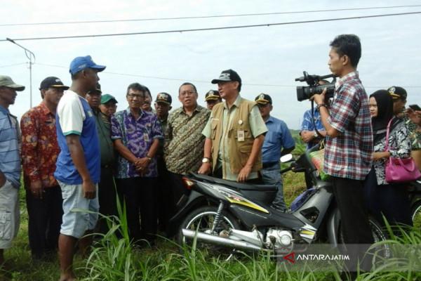 Bulog Bondowoso Sosialisasi Harga Gabah ke Petani