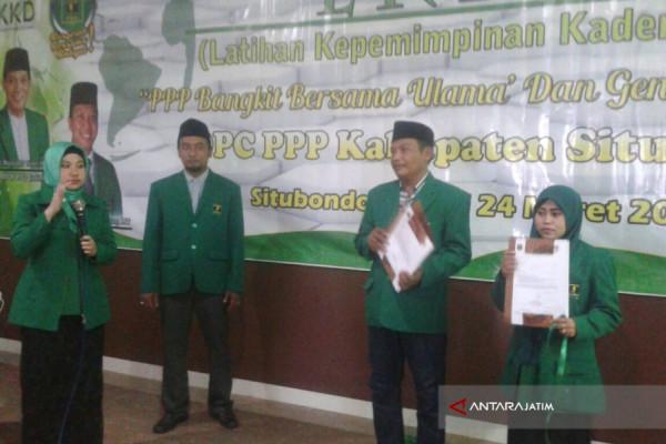 Seratusan Kader PPP Mendapatkan Pelatihan Kepemimpinan