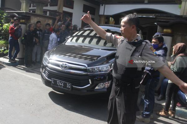 KPK Geledah Rumah Wali Kota Malang