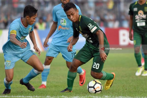 Bali United Tahan Persela Lamongan 1-1