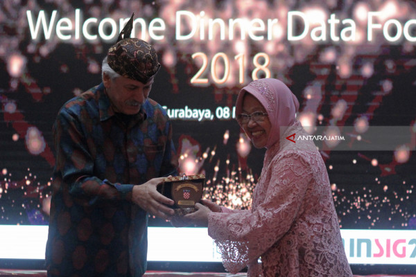 Welcome Diner Data Focus 2018