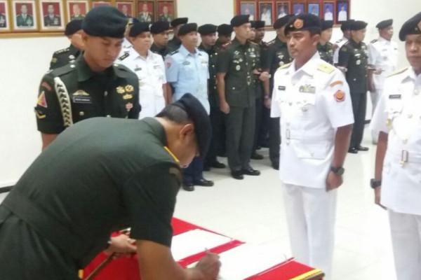 Brigjen (Mar) Lukman Jabat Kasgartap III/Surabaya