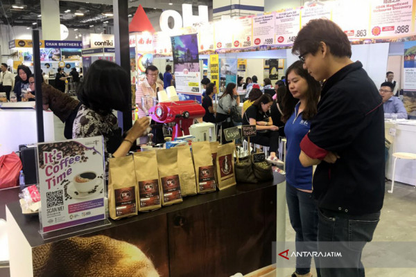 Kopi Khas RI jadi Favorit Warga Singapura (Video)