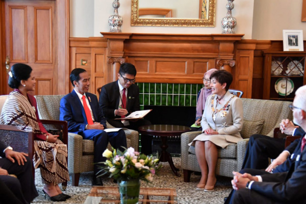 Presiden-Gubernur Jenderal Selandia Baru Bicara Gender-Ekonomi (Video)