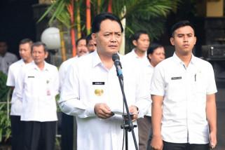 Pjs Wali Kota Jumadi Minta ASN Profesional Tugasnya