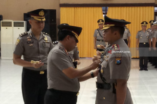 Kapolda Jatim Ingin Pejabat Baru Fokus Jaga Pilkada