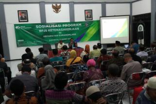 BPJS Ketenagakerjaan Darmo Sasar Kepesertaan Pengurus RT