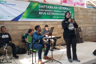 BPJS Surabaya Darmo bidik kepesertaan pedagang pasar