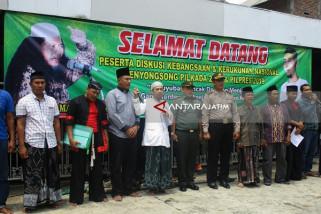 Paguyuban Pencak Dor Siap Jaga NKRI (Video)