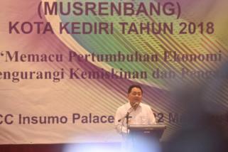 Pjs  Wali Kota Tegaskan Perekonomian Kediri Semakin Kondusif