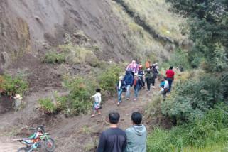 Kunjungan Wisatawan ke Gunung Bromo Kembali Normal Pascalongsor