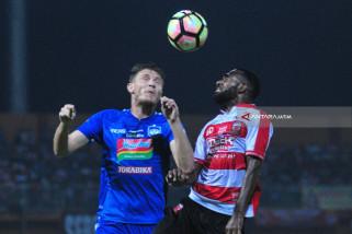 Madura United Taklukkan PSIS Semarang 1-0