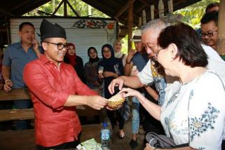 Banyuwangi Miliki Kampung Durian