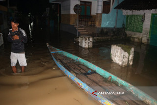 UPT Bengawan Solo Masih Berlakukan Siaga Banjir