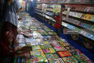 Ribuan Buku Indonesia Ditampilkan dalam Pameran Buku di Malaysia