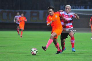 Madura Uji Coba dengan PSIM di Stadion Pamekasan