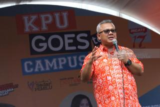 Mahasiswa Diajak KPU Tingkatkan Kesadaran-Partisipasi dalam Pemilu