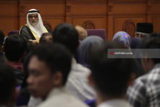 Kuliah Umum Dubes Arab Saudi