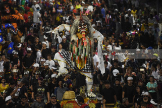 Video - Menengok Pawai Ogoh-ogoh, Puncak Ritual Hari Raya Nyepi