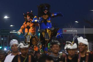 Pawai Ogoh-ogoh Surabaya