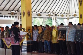 KPU Kota Madiun Lantik Anggota PPK dan PPS